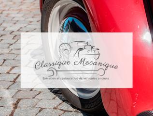 Logo «Classique Mécanique»