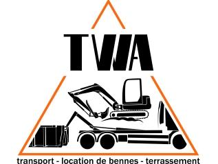 Logo «TWA»
