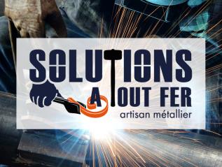Logo «Solutions à tout fer»